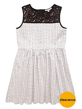 french-connection-girls-lace-shoulder-printed-dress