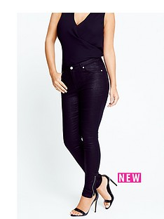 samantha-faiers-coated-skinny-jeans-with-ankle-zips