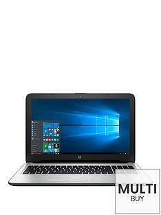 hp-15-ac110na-intelreg-pentiumreg-processor-8gb-ram-1tb-hard-drive-156-inch-laptop-with-optional-microsoft-office-2016-whitesilver
