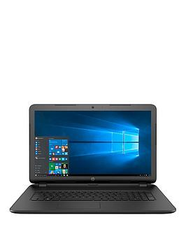 HP 17-p101na AMD A8, 8Gb RAM, 1Tb Storage, 17.3 inch Laptop with AMD Radeon R5 Graphics - Black