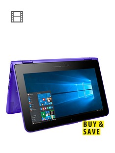 hp-pavilion-x360-11-k104na-intelreg-celeronreg-processor-4gb-ram-500gb-storage-116-inch-touchscreen-2-in-1-laptop-purple