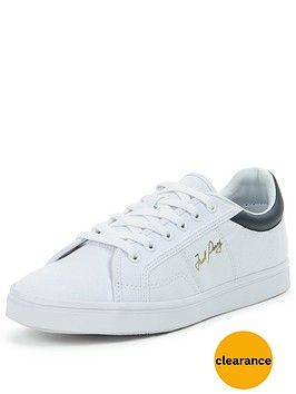 fred-perry-sidespin-canvas-mens-plimsolls