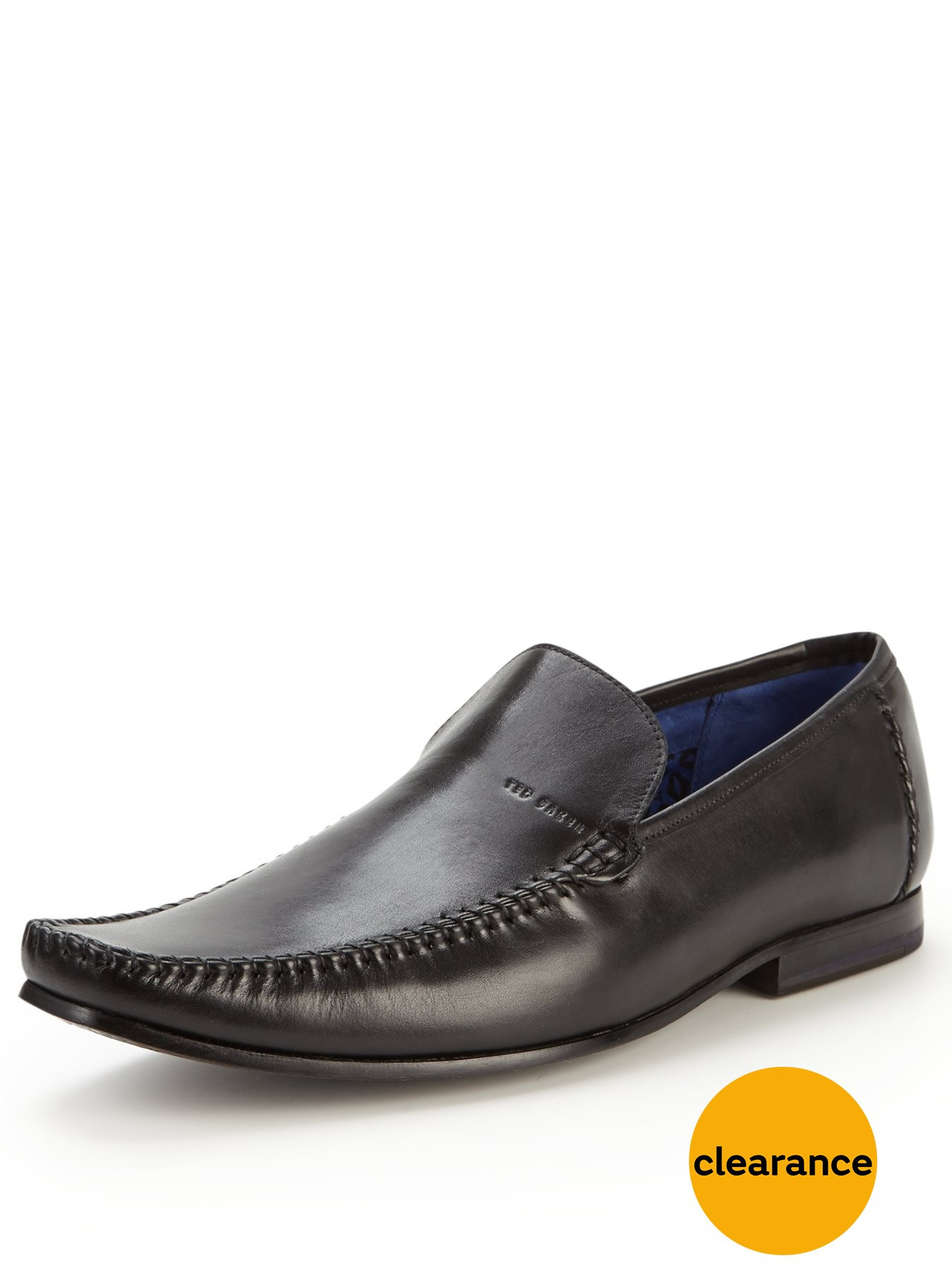 Ted Baker BLY 8 LEATHER SLIP ON 1600020962 Men's Shoes Ted Baker Shoes