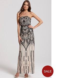 little-mistress-heavily-embellished-bandeau-maxi-dress