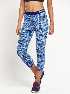 nike-pro-cool-tracer-three-quarter-capri