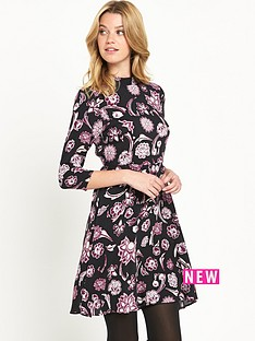 v-by-very-printed-skater-dress