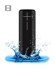 Ultimate Ears UE Boom 2 Wireless Bluetooth Speaker - Black