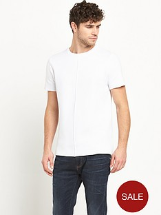 river-island-knitted-side-zip-mens-t-shirt