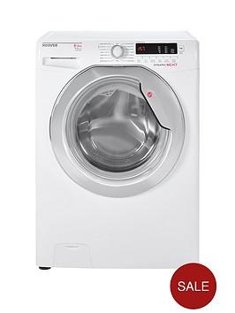 hoover-dynamic-next-classic-wdxcc4851nbsp8kgnbspwashnbsp5kgnbspdry-1400-spin-washer-dryer-next-day-delivery-white