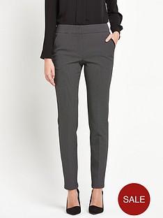 v-by-very-mix-amp-match-petite-textured-spot-slim-leg-trouser