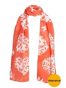 girls-butterfly-heart-print-scarf