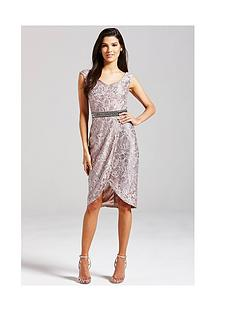 little-mistress-grey-lace-bardot-dress