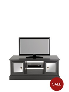 ritz-2-door-mirrored-tv-unit-grey-48-inch