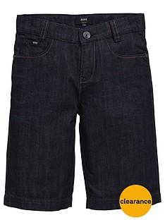 boss-boys-denim-shorts