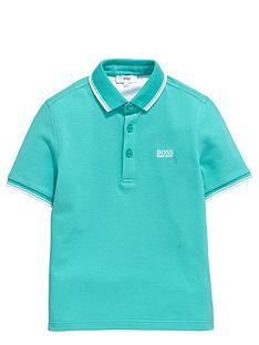 boss-boys-classic-short-sleeve-tipped-polo