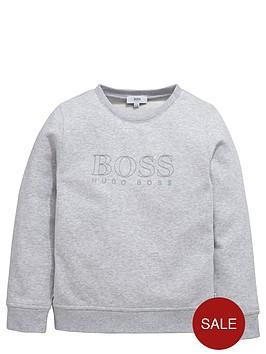 boss-boys-crew-neck-sweat-top