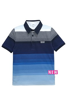 boss-graduated-stripe-polo