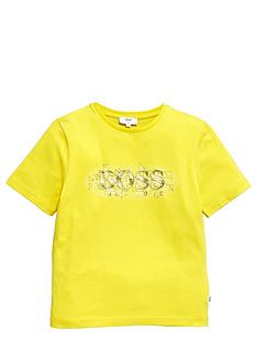boss-boys-graphic-logo-tee