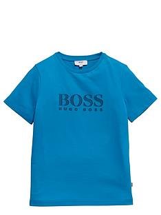 boss-boys-slim-fit-logo-tee