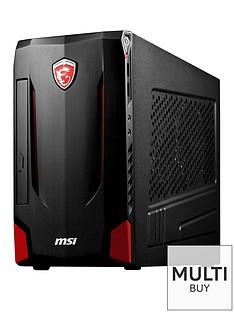 msi-nightblade-mi-b85-intelreg-coretrade-i5-processor-8gb-ram-1tb-hdd-hard-drive-nvidia-gtx960-pc-gaming-desktop-base-unit-with-optional-microsoft-office-365