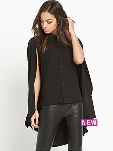 lavish-alice-cape-long-sleeve-shirt
