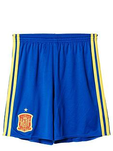 adidas-spain-junior-2016-home-shorts