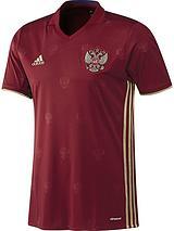 Russia Euro 2016 Short Sleeve Home Shirt