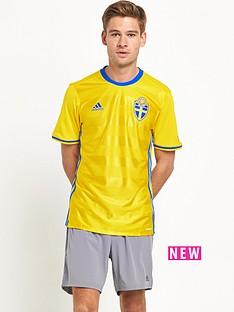 adidas-sweden-home-mens-short-sleeve-shirt-euro039s-2016