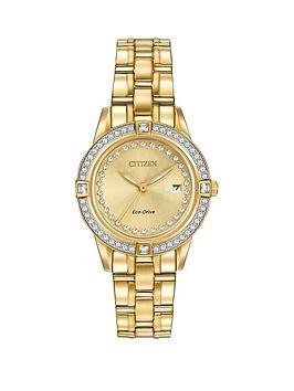 citizen-citizen-eco-drive-039silhouette-crystal039-swarovski-crystal-set-gold-tone-bracelet-ladies-watch