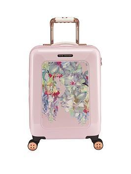 ted-baker-hanging-gardens-printed-4-wheel-cabin-case