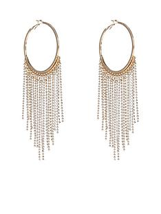 river-island-drape-hoop-earrings