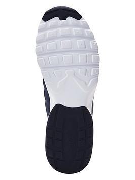 skixc Nike Air Max Invigor Shoe - Navy/White   very.co.uk