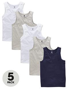 v-by-very-boys-core-la-vests-5-pack