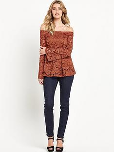 v-by-very-long-sleeve-lace-bardot-top