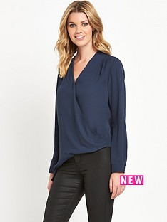v-by-very-asymmetric-wrap-front-blouse