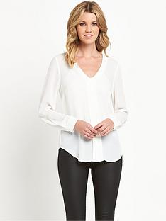 v-by-very-plunge-front-blouse