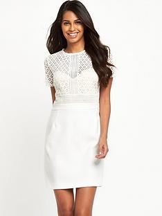 v-by-very-lace-bodice-a-line-dress