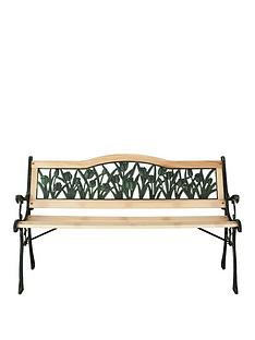 tulip-2-seater-bench