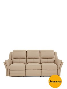 perkin-3-seaternbspleather-manual-recliner-sofa