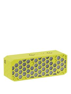 kitsound-hive-2-bluetooth-wireless-portable-stereo-speaker-yellow