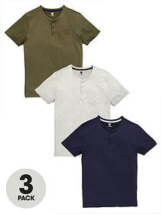 v-by-very-grandad-collar-t-shirts-3-pack