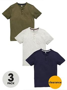 v-by-very-three-pack-grandad-collar-t-shirts