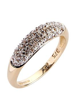 9ct-yellow-gold-pave-25-point-diamond-band-ring