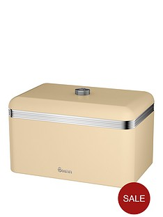 swan-swan-retro-bread-bin-cream