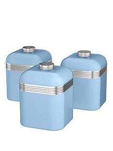 swan-retro-set-of-3-canisters-sky-blue