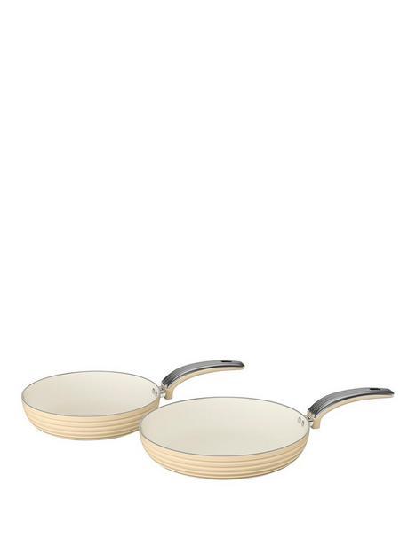 swan-retro-2-piece-frying-pan-set