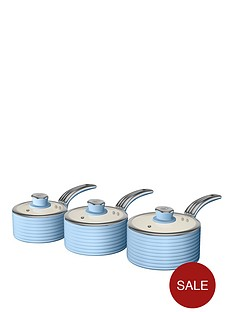 swan-retro-set-of-3-saucepans-blue