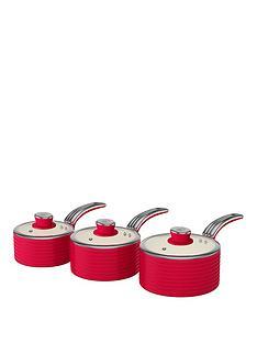 swan-swan-retro-set-of-3-saucepans-red