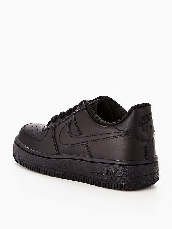 Air Force 1 Childrens Trainers Black