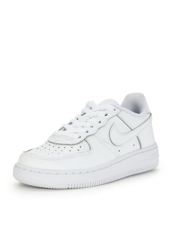 b619c3bb81 Nike Nike Air Force 1 Junior Trainer | very.co.uk